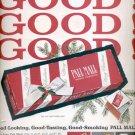 Dec. 1960   Pall Mall Cigarettes  ad (#5780)