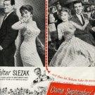"1961 ""Come September""   movie  ad  (#700)"