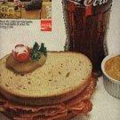 1970  Coca- Cola ad (  # 423)