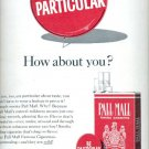 1964   Pall Mall Cigarettes  ad (# 4501)