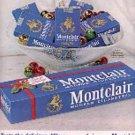 1963  Montclair  cig.  ad (   # 1806)