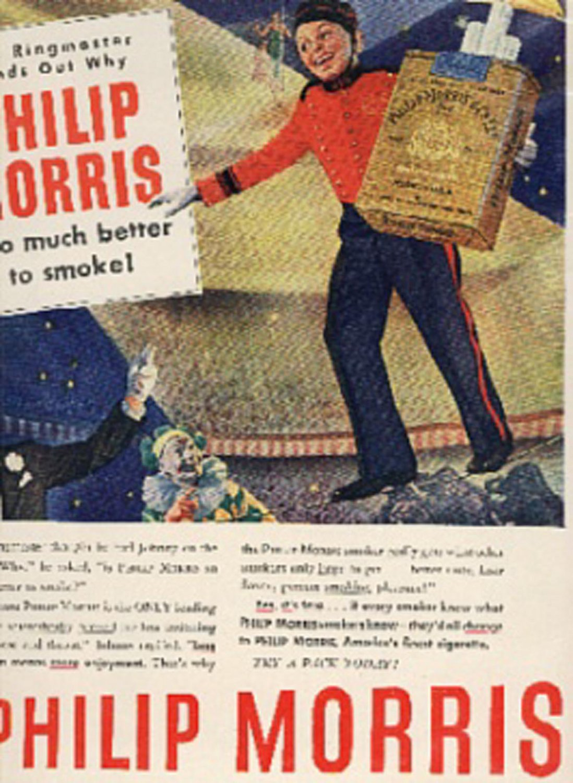 1947 Philip Morris ad (#162)