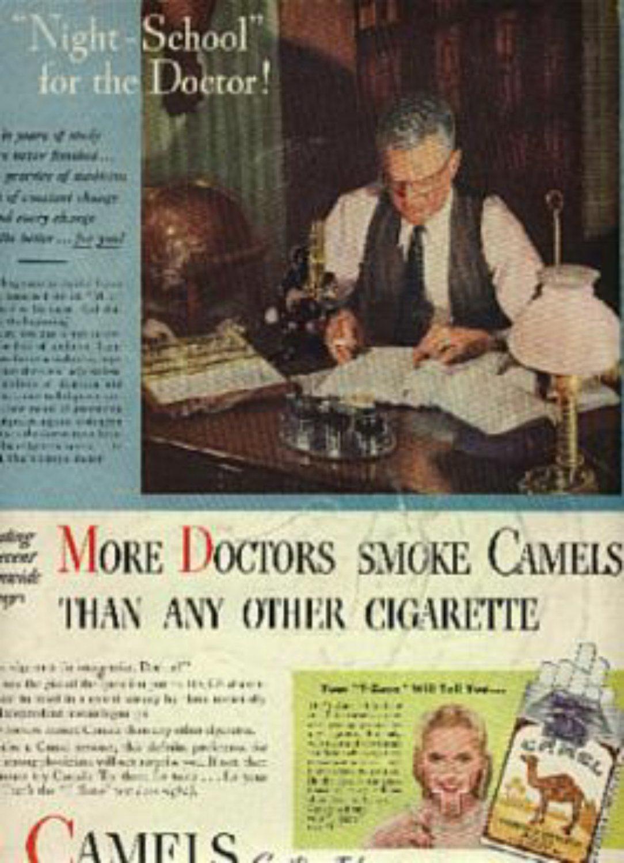 1946 Camel     ad (# 466)