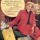 1952 Fatima  cig ad ( # 1813)
