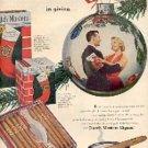 1955 Dutch Masters Cigars ad (  # 1801)