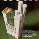 1970  Kent   Menthol  cig  ad (# 1759)