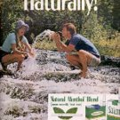1972 Salem Menthol  cig. ad (#  1430)