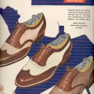 April 28, 1947  Roblee Shoes for men - Brown Shoe Company   ad (#6112)