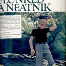 Sept. 1968  Neatnik styles at Sears  ad (#90)
