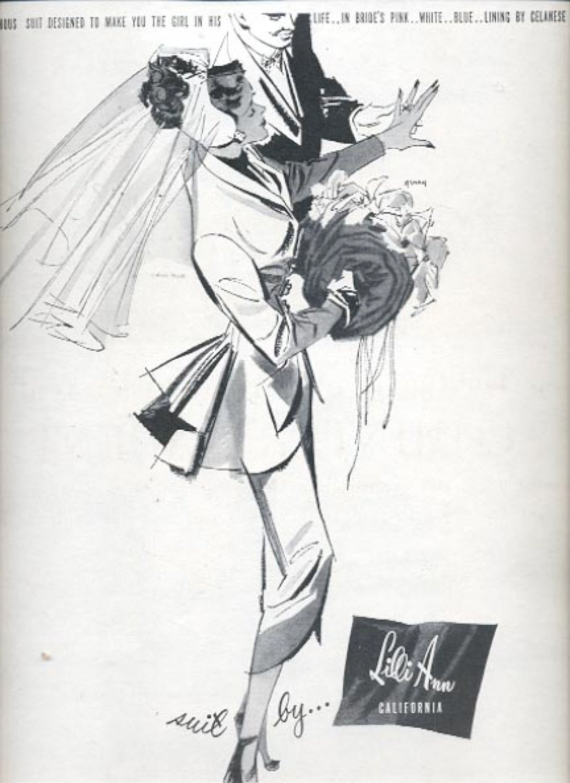 Feb. 17, 1947  Lilli Ann clothing   ad (#6217)