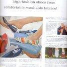 1960  B. F. Goodrich Sun-Steps  shoes    ad (#5935)