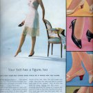 1964  Red Cross Shoes   ad (#5650)