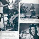 Dec. 1945  Cannon Hosiery   ad (# 5135)