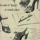 1947  The American Girl  shoe ad (#477)