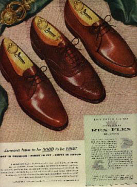 1957 Jarman Shoes ad (# 1148)
