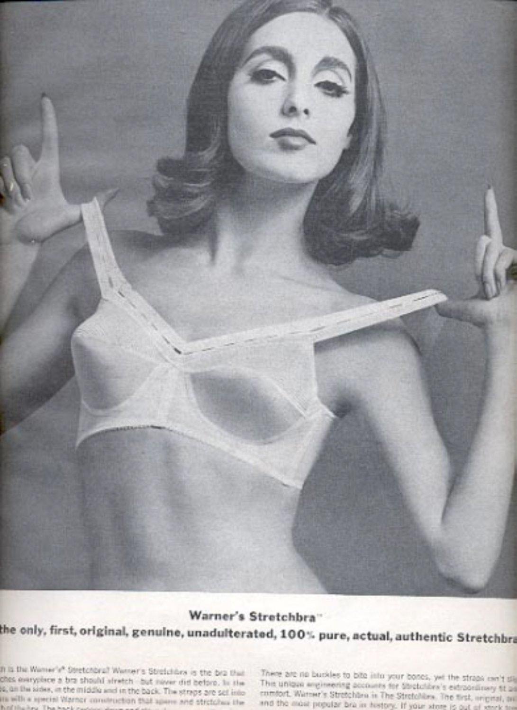 1964    Warners' Stretchbra  ad (# 4884)