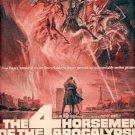 1962  The 4 Horsemen of the Apocalypse  movie  ad (#2098)