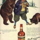 1938  Ten High Whiskey by Hiram Walker  ad (  # 1207)