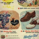 1946  Weather-Bird Shoes ad (#666)