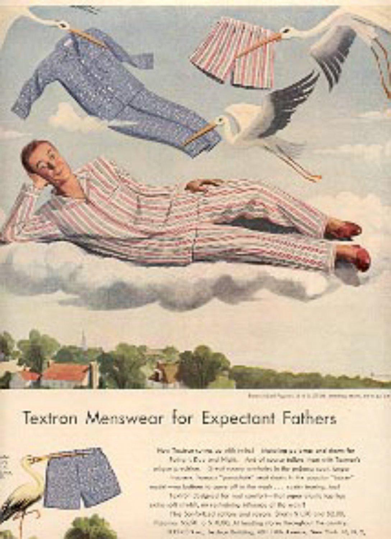 1947 Textron Menswear   magazine  ad (# 2149)
