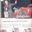 Sept. 21, 1942  Veedol Motor Oil   ad  (#3590)