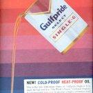 1960  Gulfpride Select Motor Oil   ad (# 5314)