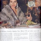 1960  Quaker State  Motor Oil  ad (# 5299)