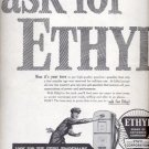 Dec. 1945  Ethyl Corporation Gasoline  ad (# 5142)