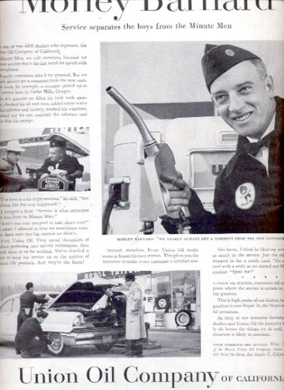 1957  Union Oil Company of California  ad (# 4955)