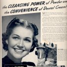 Oct. 18, 1937 Listerine Tooth Paste   ad  (#6586)