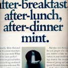 Sept. 1968  Mint-flavord Crest   ad (#93)