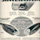 Oct. 30, 1939     Sunbeam Shavemaster    ad (#6066)