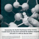 1964   Anahist Continuous action tablets   ad (#5714)