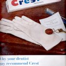 1964  Crest Tooth Paste  ad (#5636)