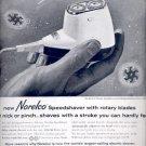 1959  Norelco Speedshaver  ad (#5552)