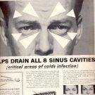 1960   Dristan Decongestant Tablets   ad (# 5195)