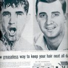 1957  New Vitalis Hair Tonic with V-7   ad (# 4967)