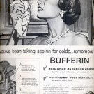 1957   Bufferin  ad (# 4667)