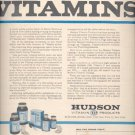 1962     Hudson Vitamin Products, Inc.   ad (#4155)