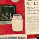 """1955  Schick """"25""""  Electric Shavers ad (# 2970)"""