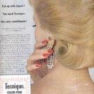 1962 Tecnique Color-Tone ad (# 2583)