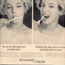 1963 Broxodent from Squibb  ad (#  2410)