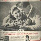 1959 Colgate Dental Cream ad (#  3273)