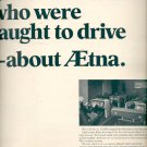 1969  Aetna Life & Casualty Insurance  ad (#5869)