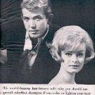 1962  Clairol Shampoo ad # (1697)