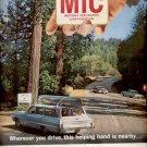 1964  Motors Insurance Corporation  ad (#5396)
