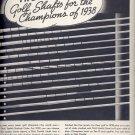 Oct. 18, 1937   True Temper-  The golf shaft of champions    ad  (#6569)