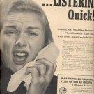 Dec. 13, 1955  Listerine Antiseptic   ad (# 736)