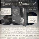 Jan. 18, 1964 Longines Symphonette Recording Society   ad (# 605)