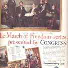 Nov. 24, 1941  Congress Playing Cards    ad  (#2871)